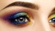 آرایش سایه برای رنگ چشم های مختلف
