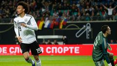 آلمان 3-0 روسیه: انتقام از خاطرات روسیه!