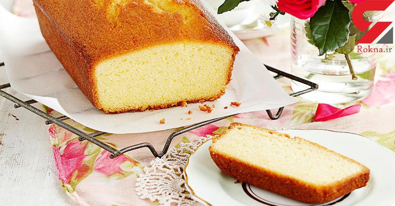 کیک مادیرا با پوست بالنگ+ دستور تهیه