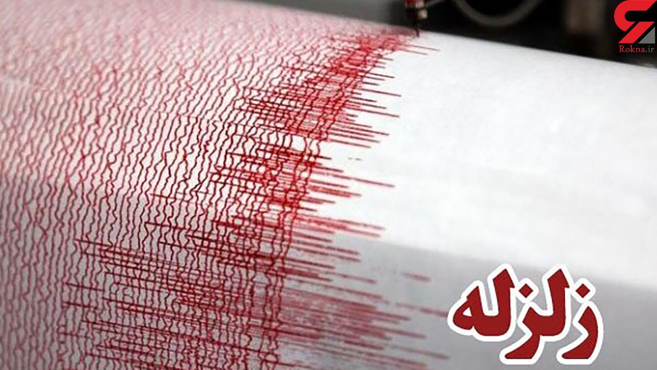 زلزله دیگر در تبریز / ساعتی قبل رخ داد