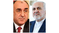 تماس تلفنی وزرای خارجه امارات و آذربایجان با ظریف