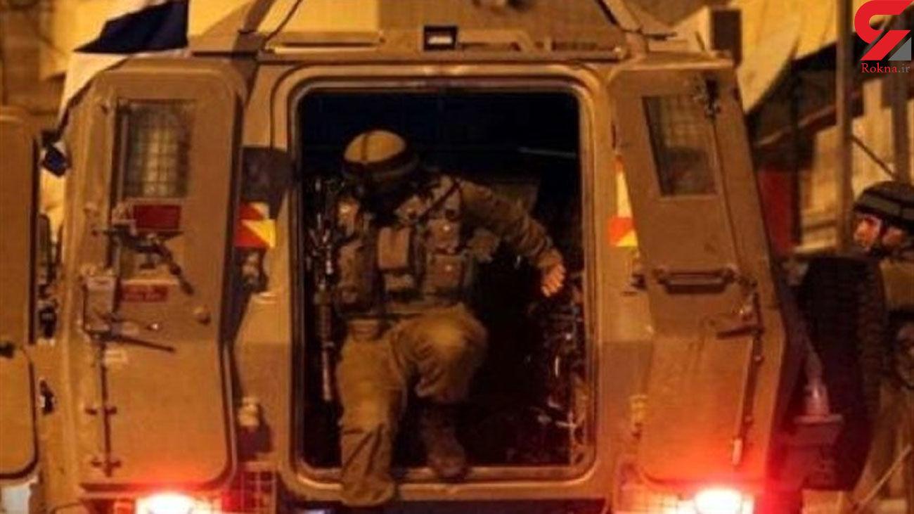 Israeli Forces Raid West Bank, Arrest 13 Palestinians