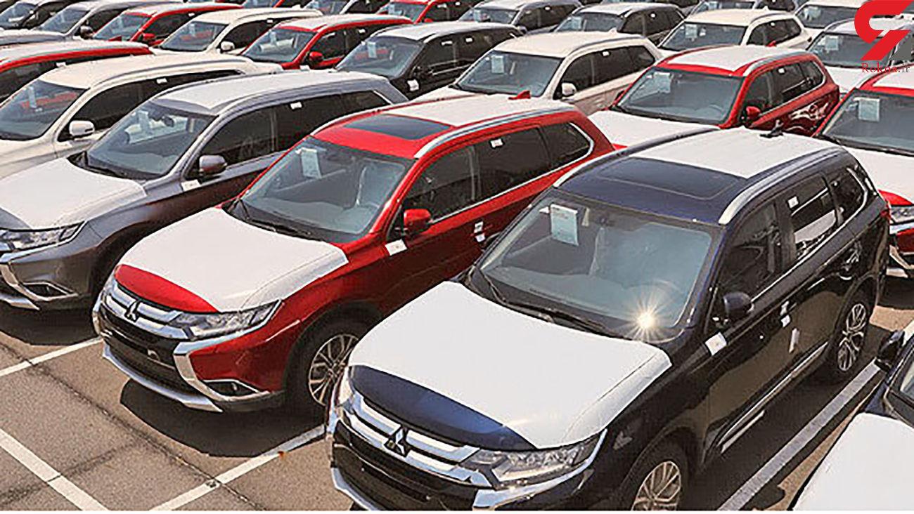 تکلیف 3700 خودرو خارجی دپو شده در گمرک بعد از 3 سال هنوز مشخص نشده است