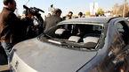 عکس های جدید از انفجار خودروی دانشمند هستهای شهید شهریاری