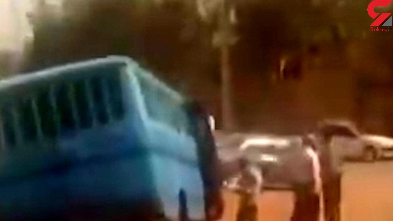 جزئیات فراری دادن یک قاتل زندانی در میناب / پلیس سایه به سایه در تعقیب است + فیلم
