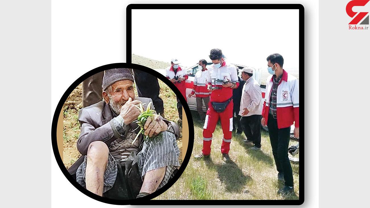 گمشدن مرد اصفهانی با الاغش / پایان 3 روز بی خبری + عکس
