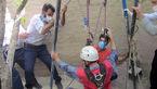مرگ کارگر در چاه / در اصفهان