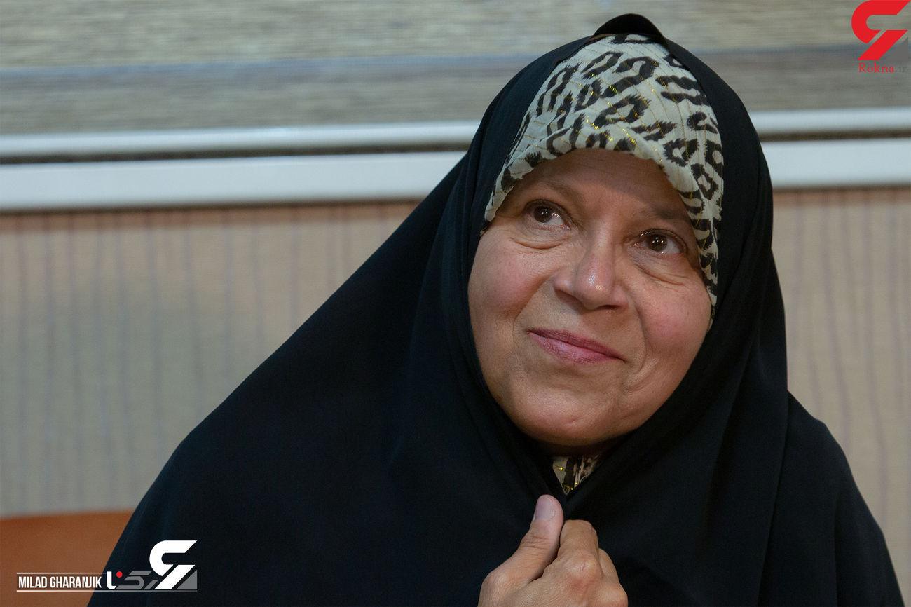 فائزه هاشمی: پدر رومینا اشرفی باید چندین بار قصاص شود + صوت