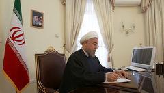 دکتر روحانی پیروزی قاطعانه پوتین در انتخابات ریاست جمهوری روسیه را تبریک گفت