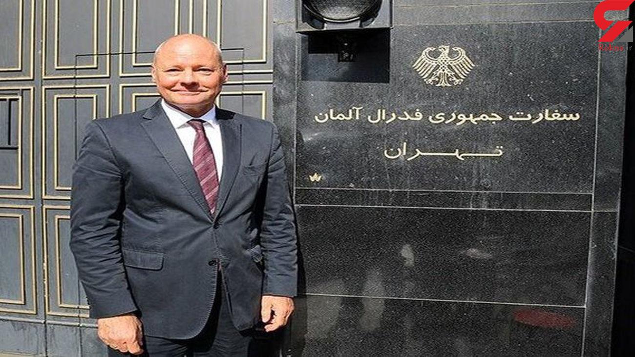 سفیر آلمان در تهران، زمانی برای از دست دادن نداریم