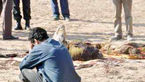 اقدام زشت با زن و دختر یک زندانی توسط تبهکاران در کرمان + عکس