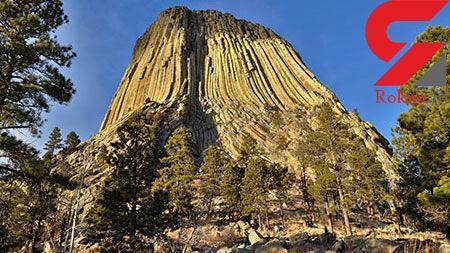 برج شیطان، مکانی اسرار آمیز و هولناک+تصاویر