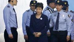 ۳۲ سال حبس در انتظار رئیسجمهور سابق کره جنوبی