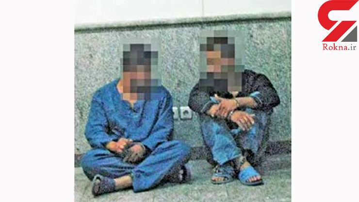 نوعروس را زیر پل شهید رجایی تهران از کنار داماد دزدیدند ! + جزییات وعکس