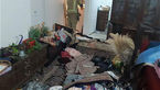 انفجار منزل مسکونی یک مصدوم بر جای گذاشت