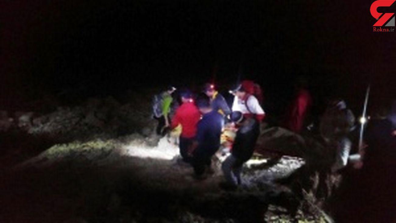 نجات پدر و2 فرزندش در ارتفاعات بهبهان