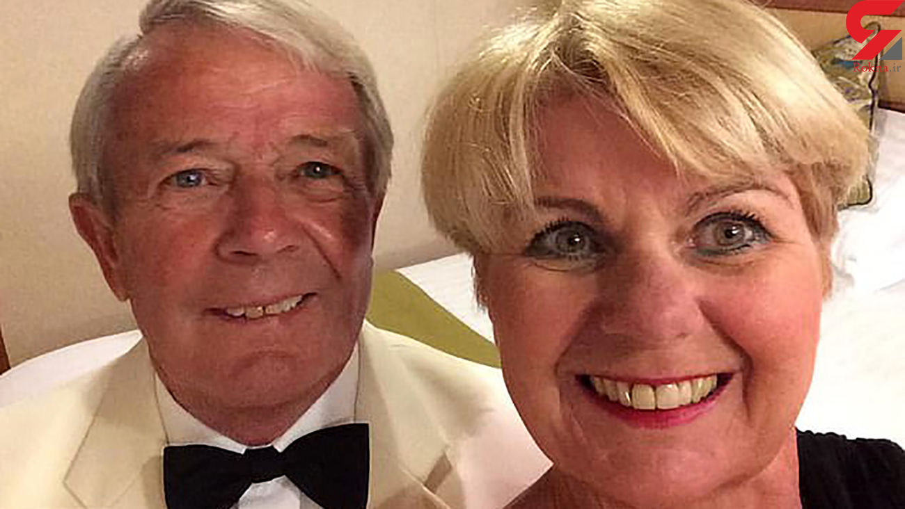 Retired chartered accountant, 65, 'stabbed her fourth husband, 78, to death with kitchen knife in row over an iPad charger' at their £300,000 home