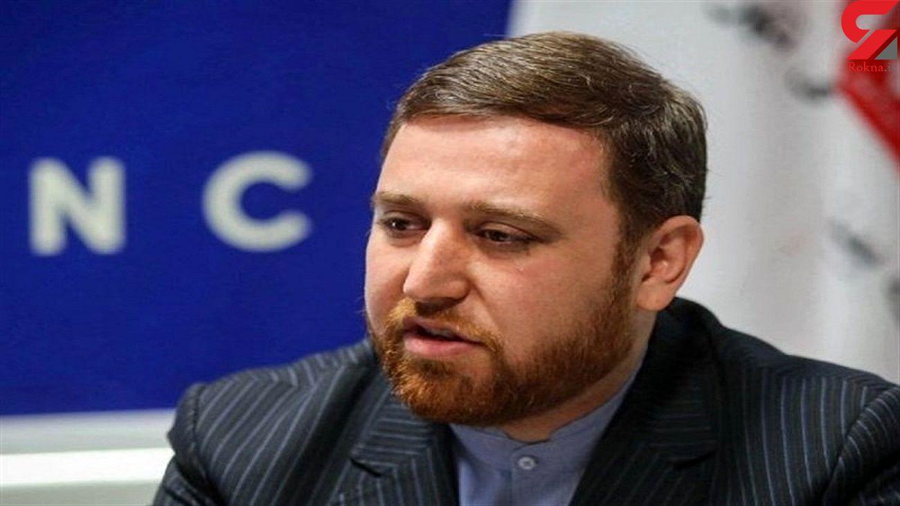 مهدی اقراریان رای سفید انداخت و قهر کرد + فیلم