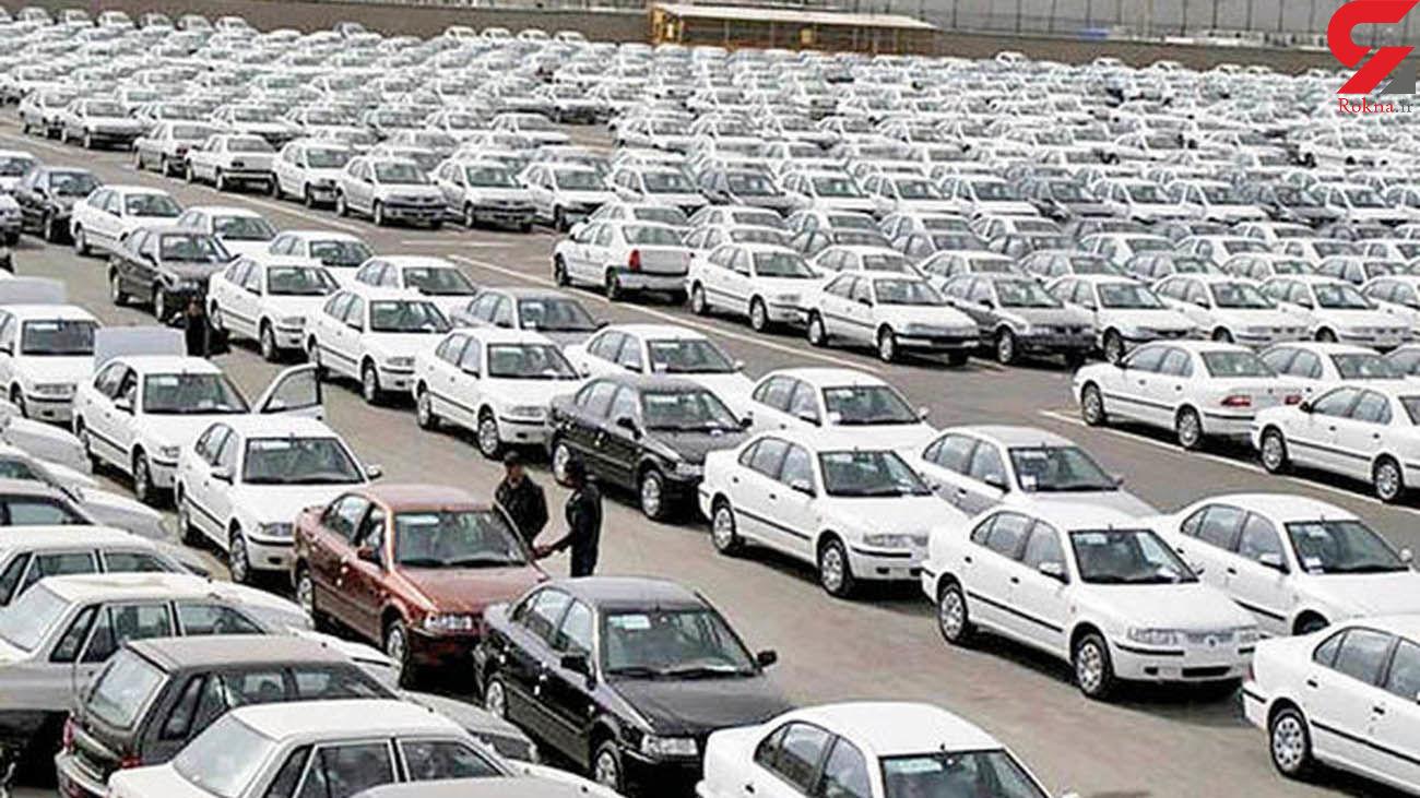 کاهش ۵ تا ۱۲ میلیونی قیمت خودروهای داخلی در بازار