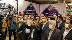 شعار عجیب مردم پس از ثبت نام محمود احمدی نژاد در انتخابات 1400 + فیلم