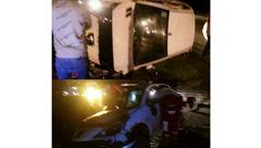 تصادف مرگبار در سوادکوه+ عکس