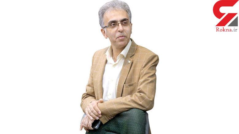 کنایه سنگین  مجری تلویزیونی رضا رفیع به رئیس جمهور+فیلم