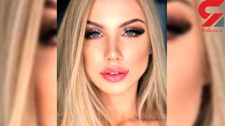 شکایت پلیس از  خانم مدل برزیلی که شاکی نیمار است ! + عکس