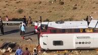 بررسی علت واژگونی اتوبوس حامل خبرنگاران و سرباز معلم ها در کمیسیون عمران مجلس