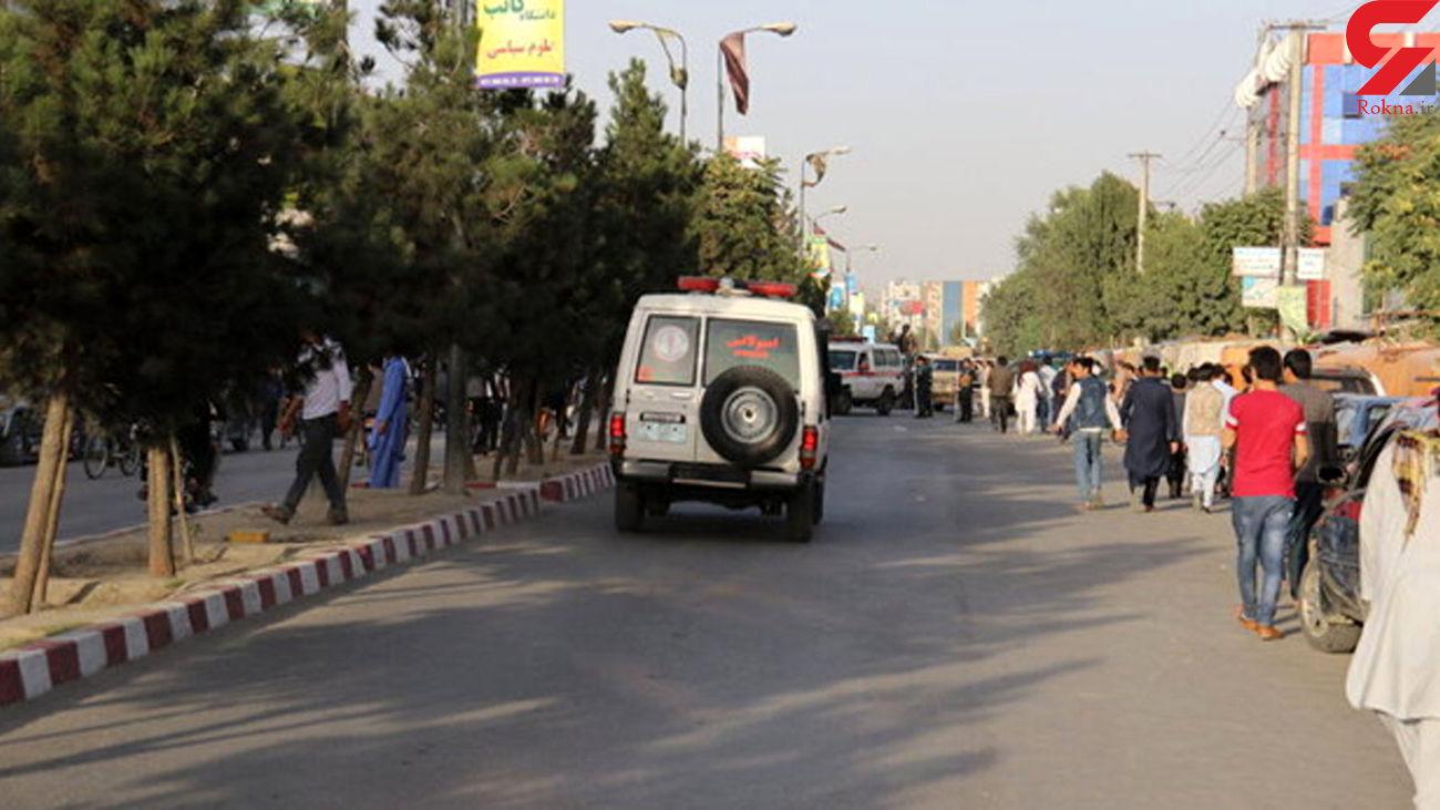 انفجار بمب در مدرسه با 18 کشته و زخمی / در ولایت خوست رخ داد + عکس