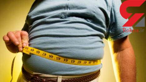 اضافه وزن قلب را بزرگ تر می کند
