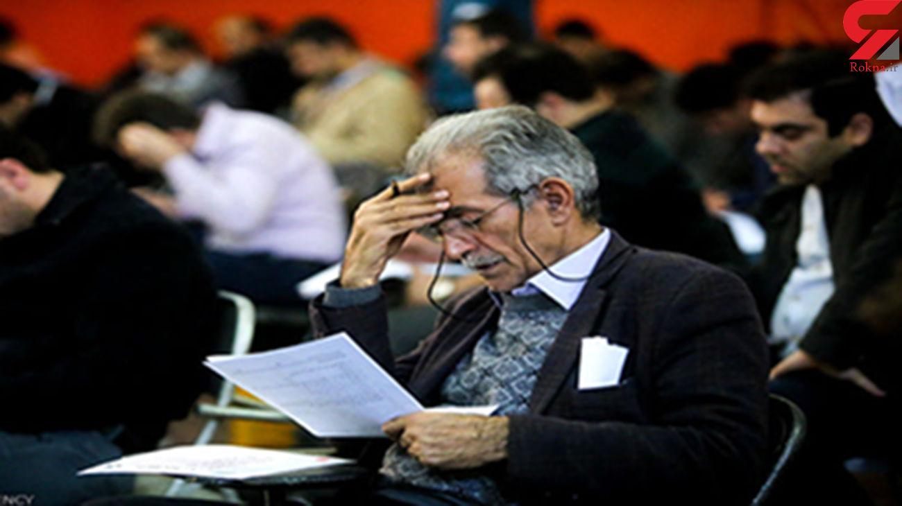 امتحانات پایان ترم دانشجویان مجازی خواهد بود