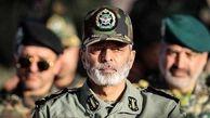 سخنرانی آتشین فرمانده مقتدر و انقلابی ارتش/ واژههایی که کادوپیچ شدهاند!