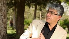 نویسنده معروف و جنجالی ایرانی به قید وثیقه آزاد شد +عکس