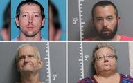 قتل مرد سیاه پوست به دست 4 قاتل سفید پوست / انگیزه قتل چه بود ؟ + عکس