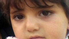 این دختر 2.5 ساله را دیده اید؟ / یک مرد افغانی در کرج او را با خود برد! + عکس