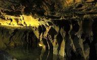 غار علیصدر همدان بزرگترین غار آبی جهان