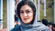 مریم مومن با چهره ای خیلی متفاوت + عکس