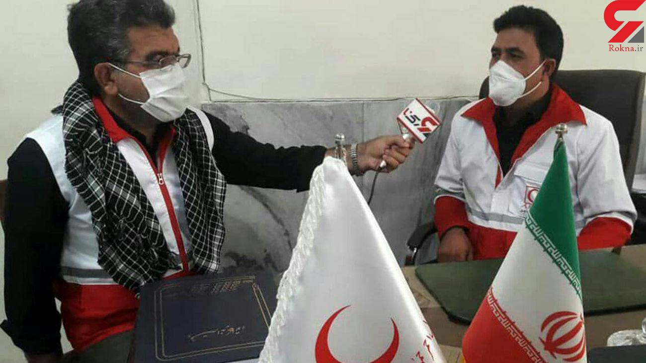 ردم هشترود در ایام سخت کرونایی خون اهدا کردند