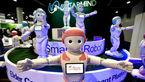 ربات سرگرم کننده کودکان ساخته شد