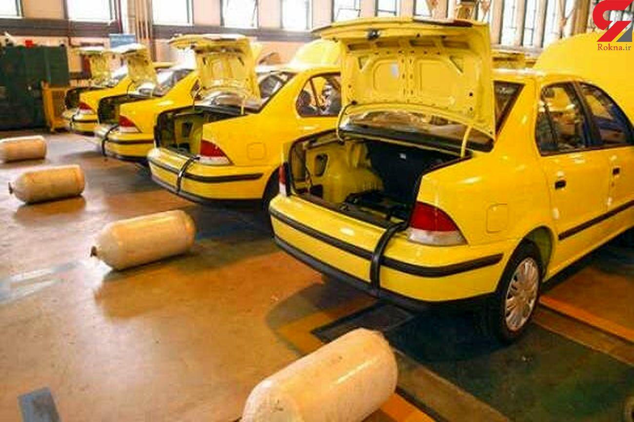 بهره مندی ۳۰ هزار خودرو از طرح دوگانهسوزی رایگان در لرستان