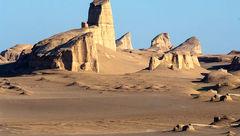 شناساندن بیابان لوت به دنیا، با ثبت در فهرست جهانی میراث طبیعی