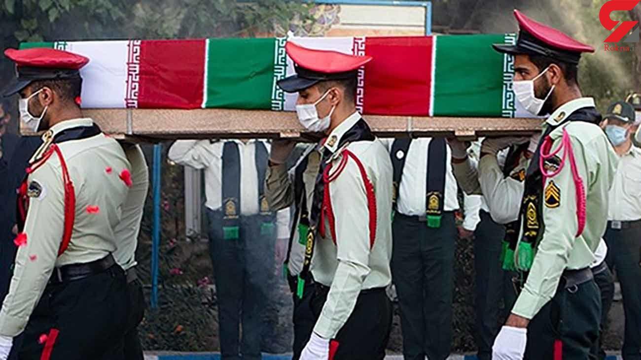 شهادت  8  پلیس در ایران + اسامی و محل شهادت
