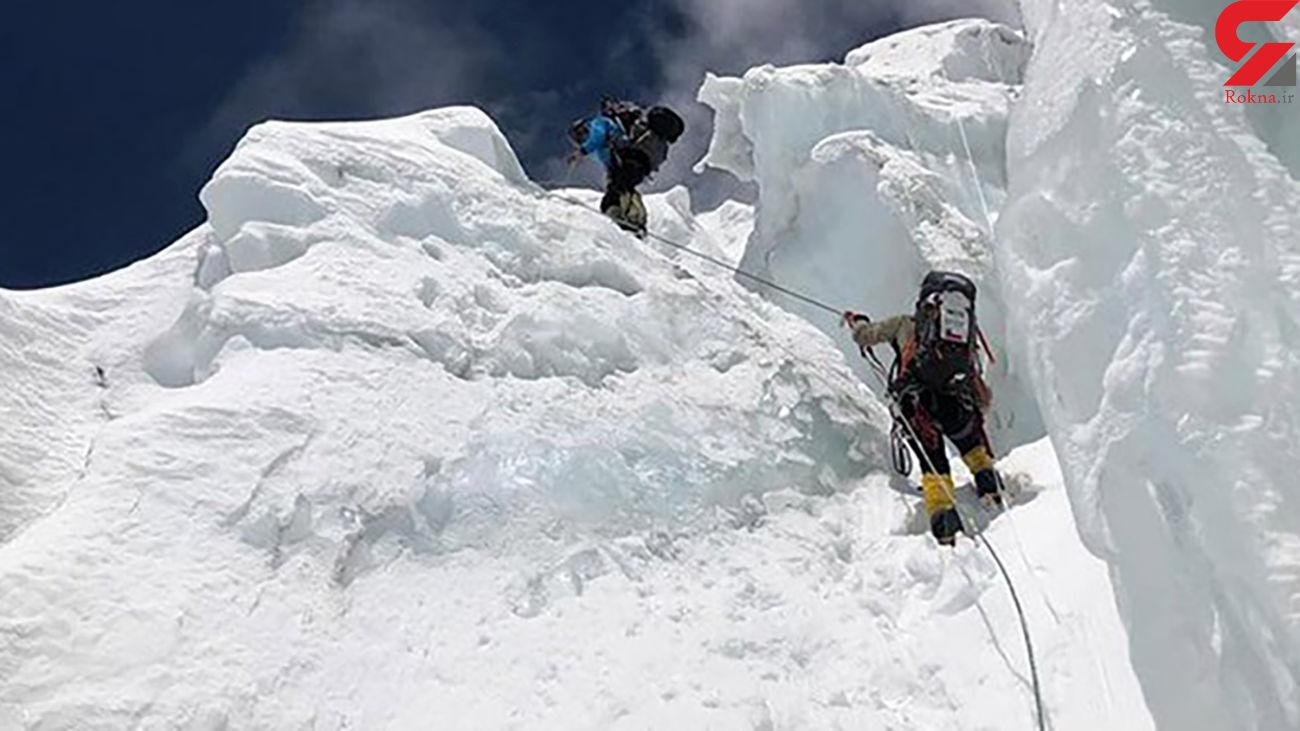 مرگ مرد و زن کوهنورد درسقوط از ارتفاعات کوه سرخ شیراز