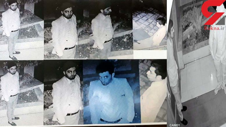 سرقت شبانه از خانه اعیانی در شمال پایتخت