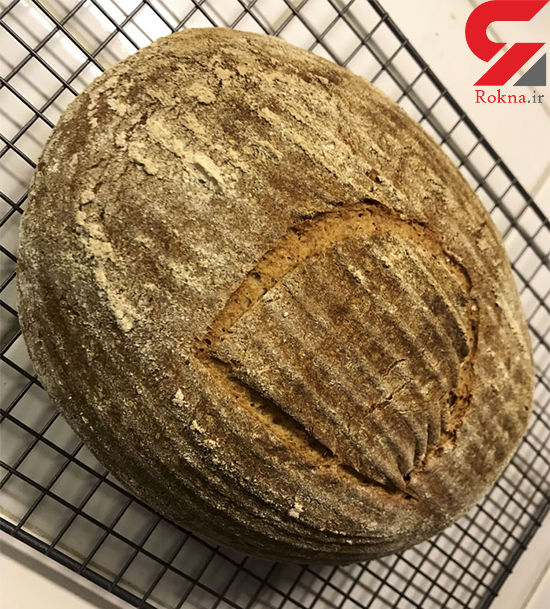 پخت نان خوشمزه با مخمر باستانی!