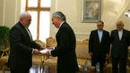 دیدار سفیر جدید برزیل با ظریف +عکس