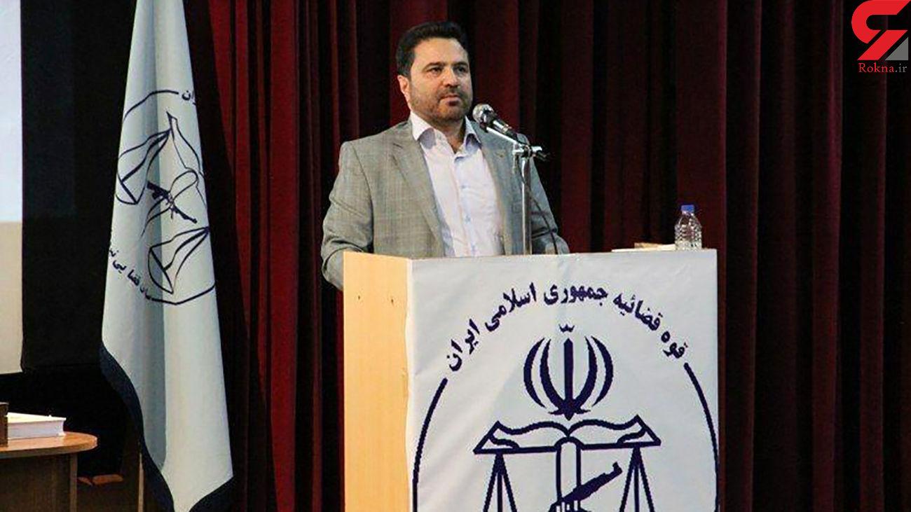 دادستان قضایی البرز بر اثر کرونا درگذشت + عکس