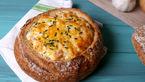 دیپ اسفناج پنیری غذایی متفاوت و خاص+دستور تهیه
