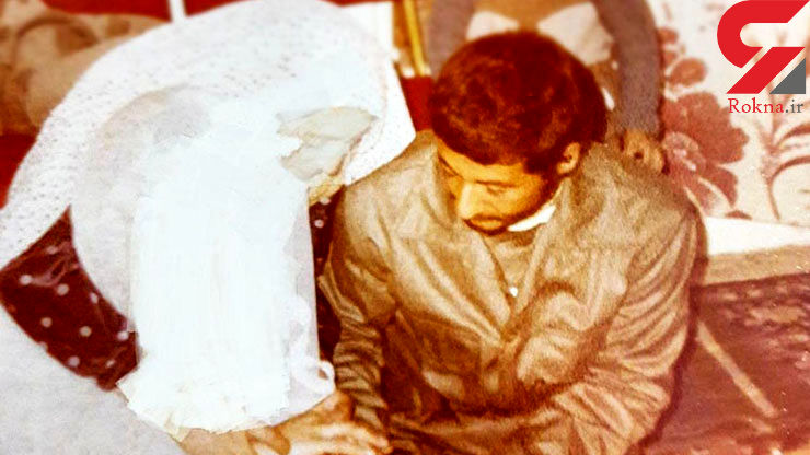 کارگردان معروف با لباس سپاه در مراسم ازدواجش +عکس