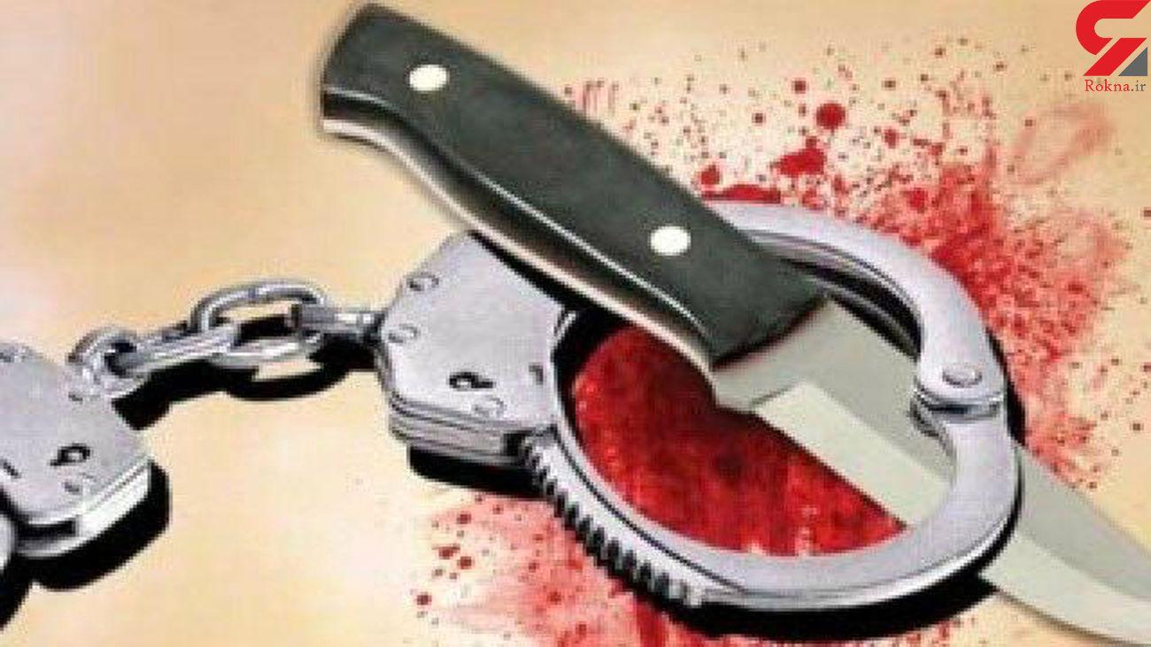 قتل فروشنده در خانه خریدار
